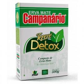 ERVA MATE CAMPANÁRIO DETOX 500G