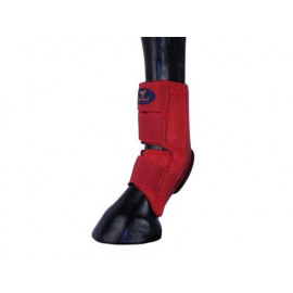 SKID BOOT DE NEOPRENE SB01-EQ vermelho