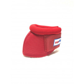 BELL BOOT CLOCHE EM NYLON ULTRA-RESISTENTE PARA CAVALO TOP EQUINE lateral