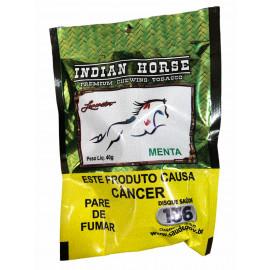 FUMO DE CORDA SABOR MENTA - INDIAN HORSE