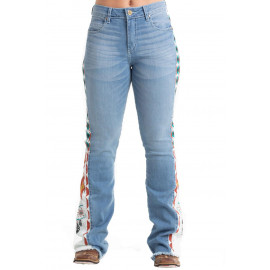 CALÇA FEMININA WICHITA BOOTCUT WEST DUST