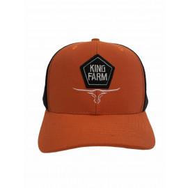 BONÉ KING FARM 32-03