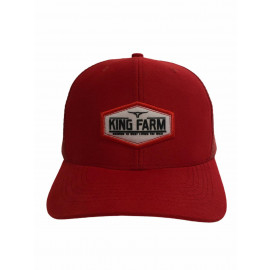 BONÉ KING FARM 12-03